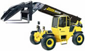 Telescopic Lift Truck